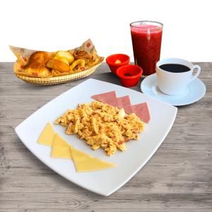 Menús de Desayunos